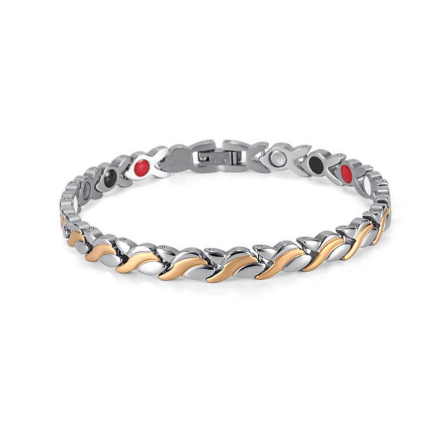 womens stainless steel bracelet