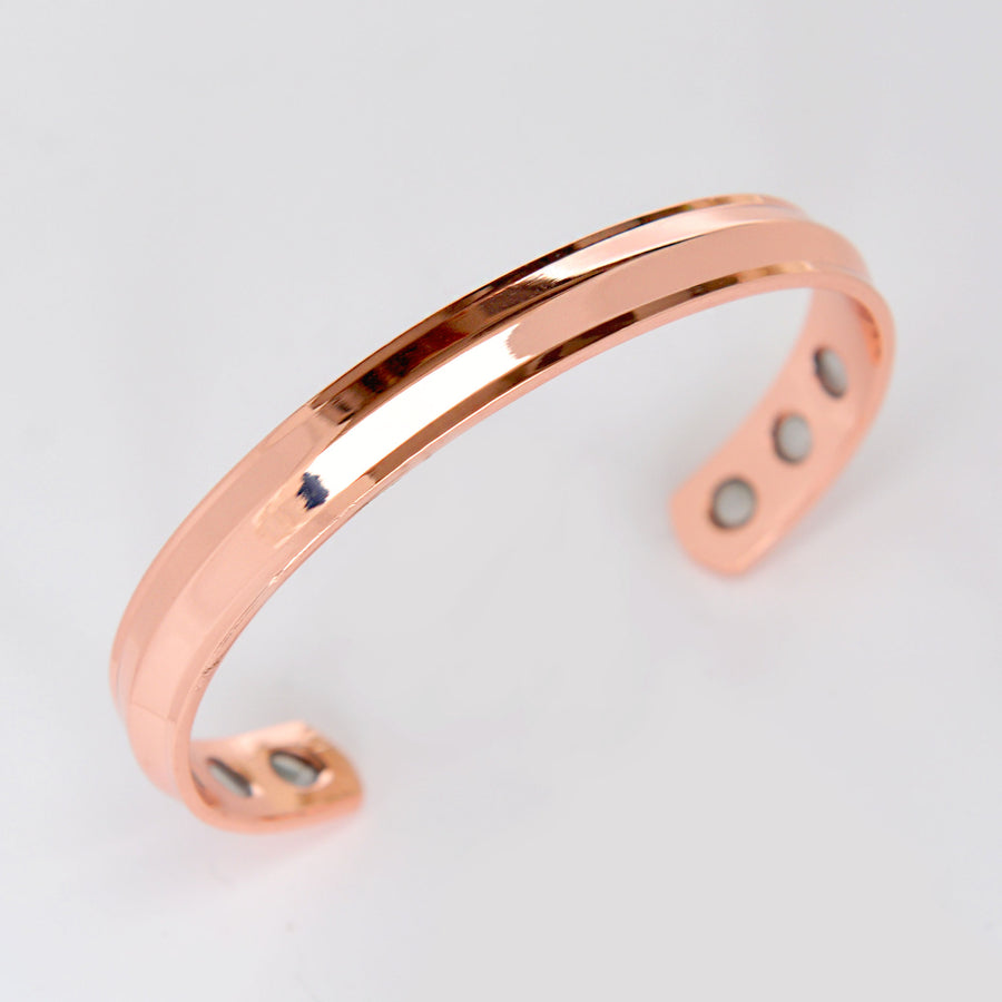 Tess copper bracelet
