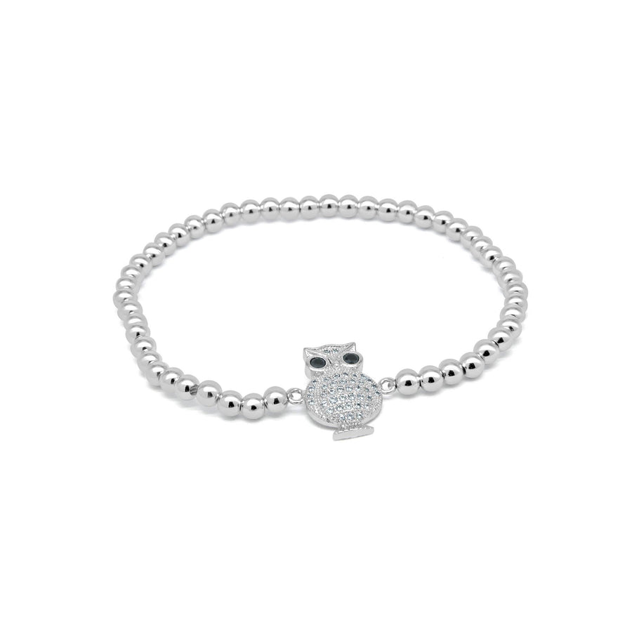 Clara bird bracelet-DEMI+CO Jewellery