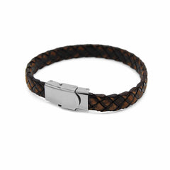 Mens Leather bracelet UK