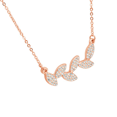 Eden vine necklace-DEMI+CO Jewellery