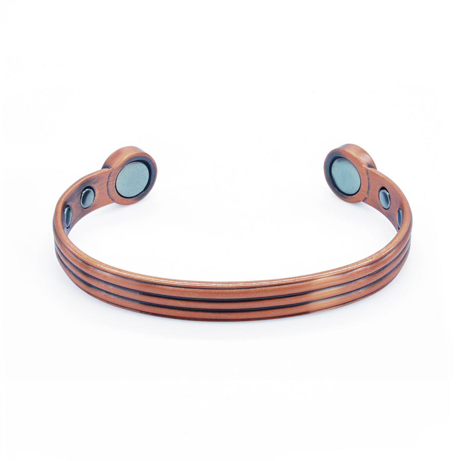 Fuel Magnetic Copper Bangle | ALPHA™ mens