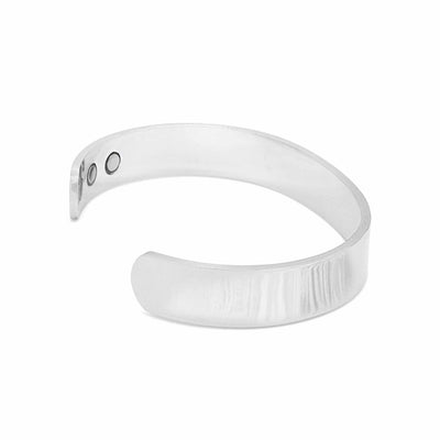 Hamilton silver bangle-DEMI+CO Jewellery