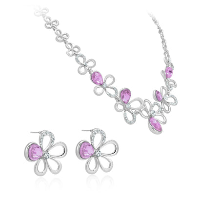 Ivy butterfly Set-DEMI+CO Jewellery