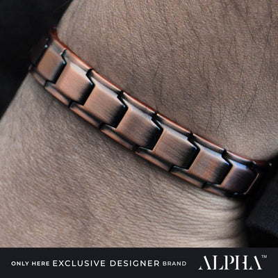mens copper bracelets UK