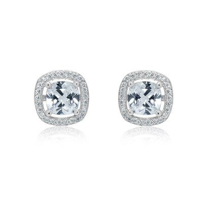 Petra crystal studs-DEMI+CO Jewellery
