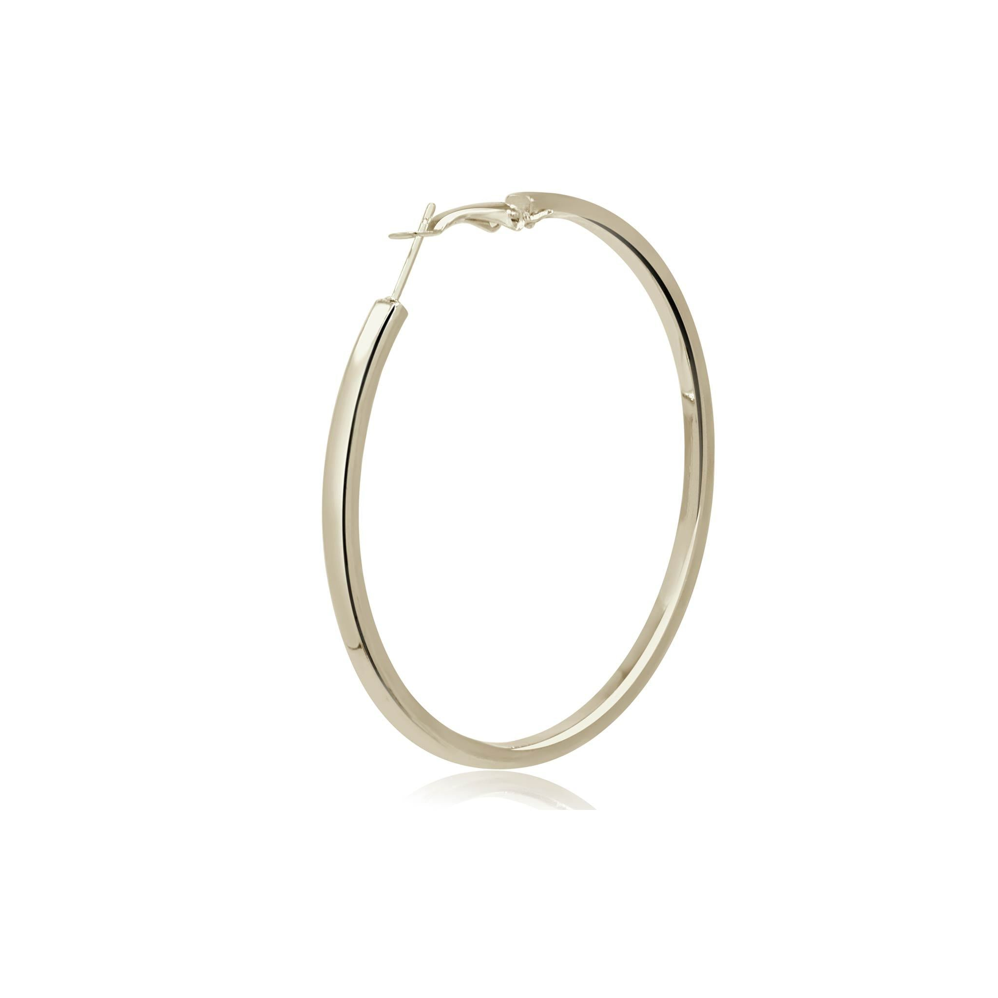 Prosecco pop hoops-DEMI+CO Jewellery