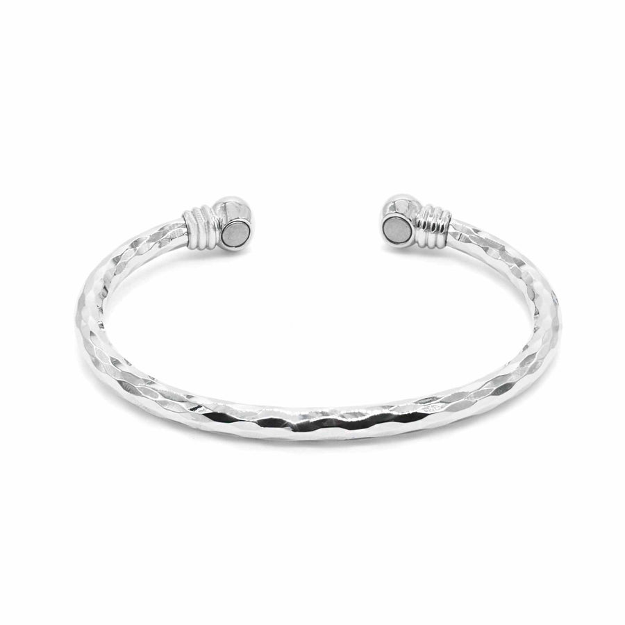 Royce magnetic bangle | ALPHA™ mens
