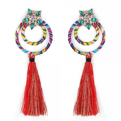 Top 10 Tassel earrings UK