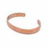 Spencer magnetic copper bangle-DEMI+CO Jewellery