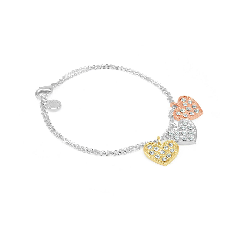 Three times the love bracelet-DEMI+CO Jewellery