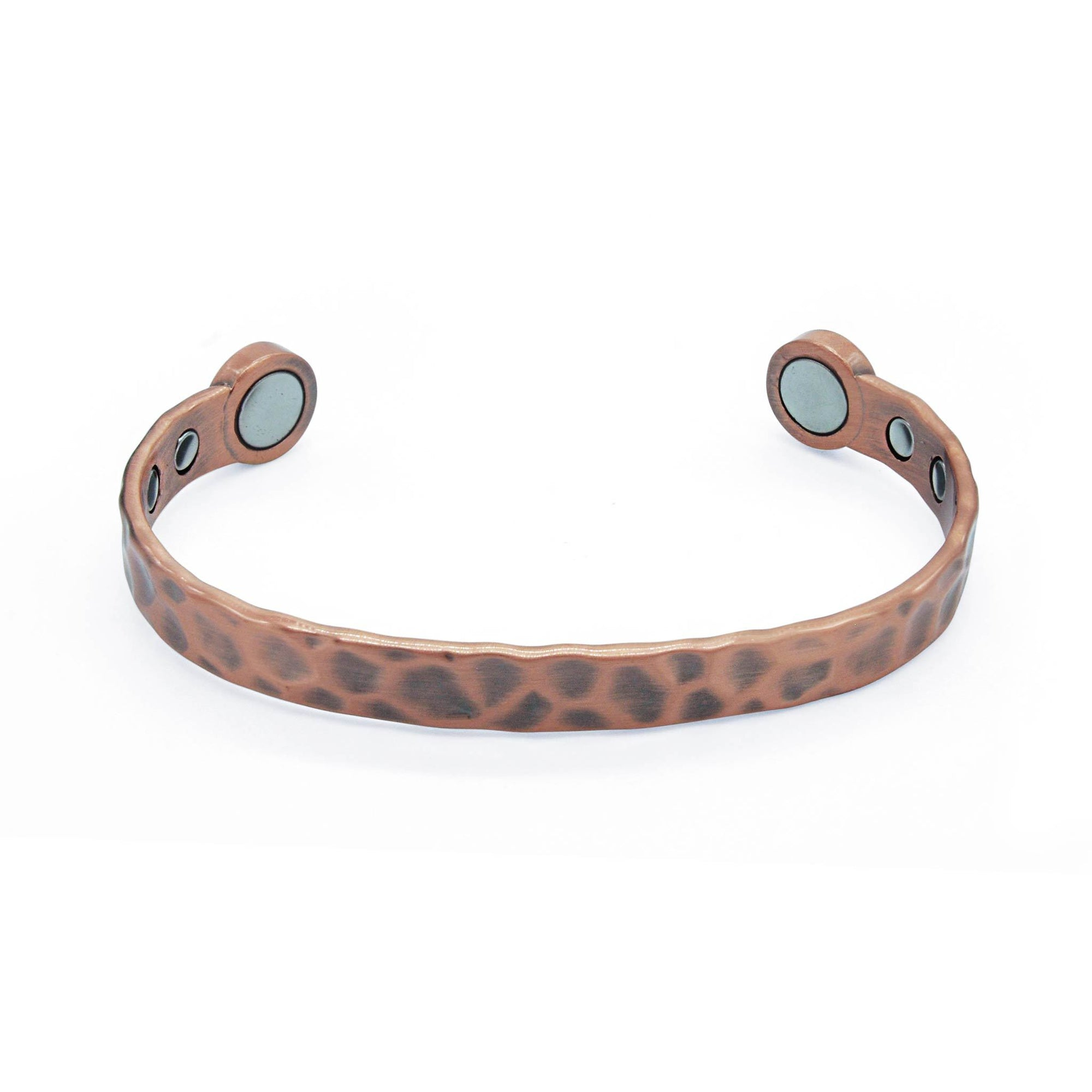 Wolfe bio Copper Magnetic Bangle-DEMI+CO Jewellery