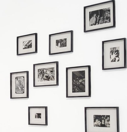 Black and white Wall art poster prints