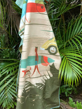 "Surfer Towel ""Kama'aina"" by Nick Kuchar"