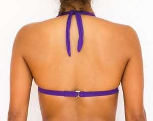 Halter Purple