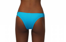 Skimpy Love with Braided Sides Electric Blue