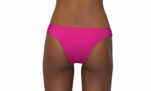 Skimpy Love with Braided Sides Fuschia