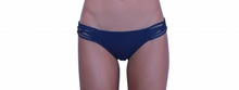 Skimpy Love with Braided Sides Navy