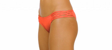 Skimpy Love with Braided Sides Coral