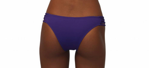 Skimpy Love with Braided Sides Purple