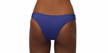 Skimpy Love with Braided Sides Blue Violet