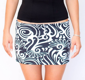 Short Drawstring Skirt Moorea
