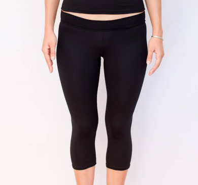 Surf Capri Black