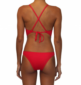 Sport One Piece Red