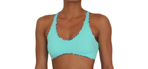 Reversible Yogini Surf Top Samba