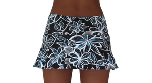 Skirt w/ Attached Bottom Lotus
