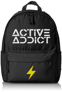 Active Addict Backpack by Stoked Fitness