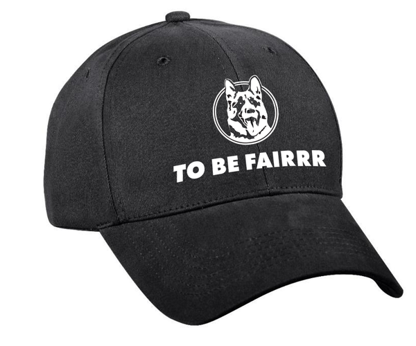 To Be Fairrr Black Hat