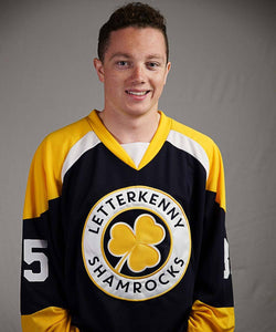 PERSONALIZED Letterkenny Shamrocks Jersey