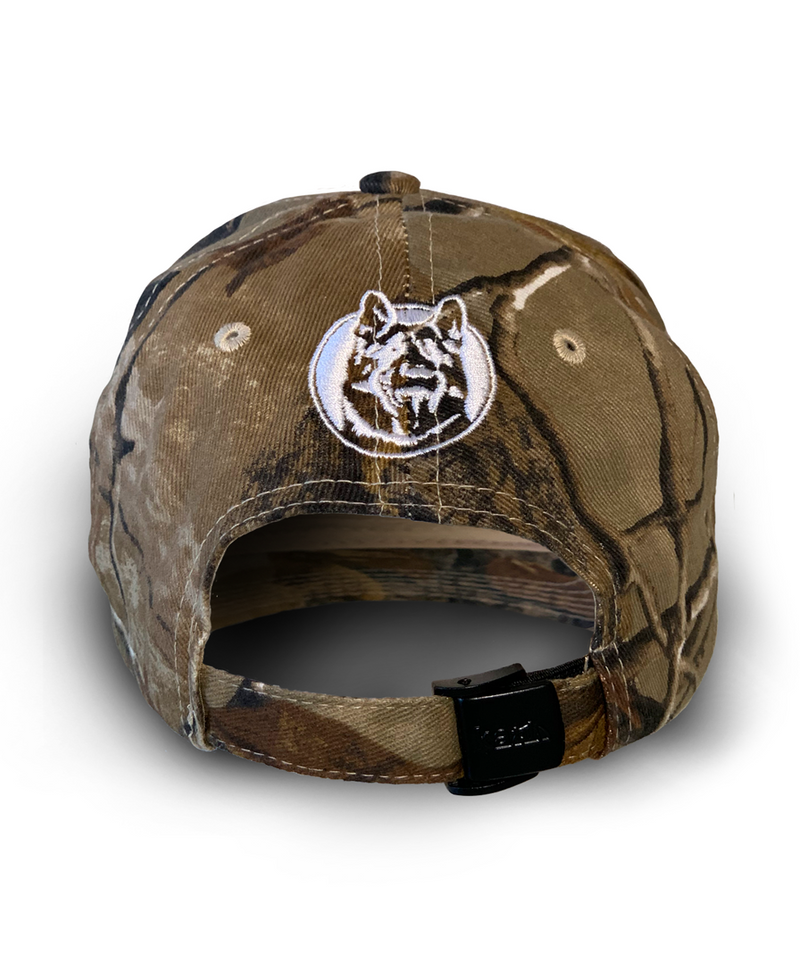 Texas Sized 10-4 Camo Hat