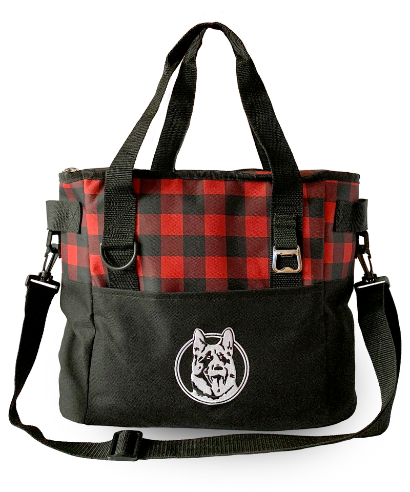 Letterkenny Dog Head Cooler Bag