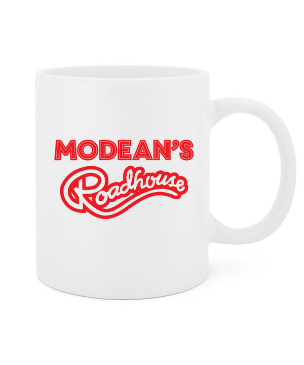 Modean's Roadhouse Mug