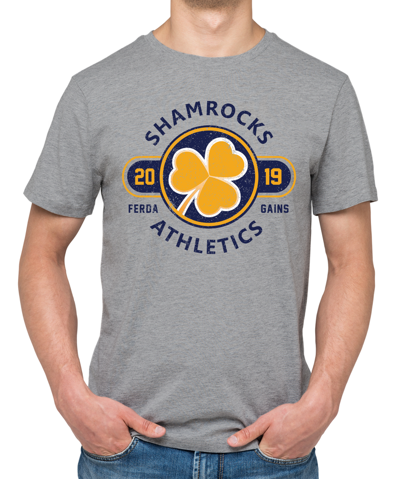 Shamrocks Athletics 2019 T-Shirt