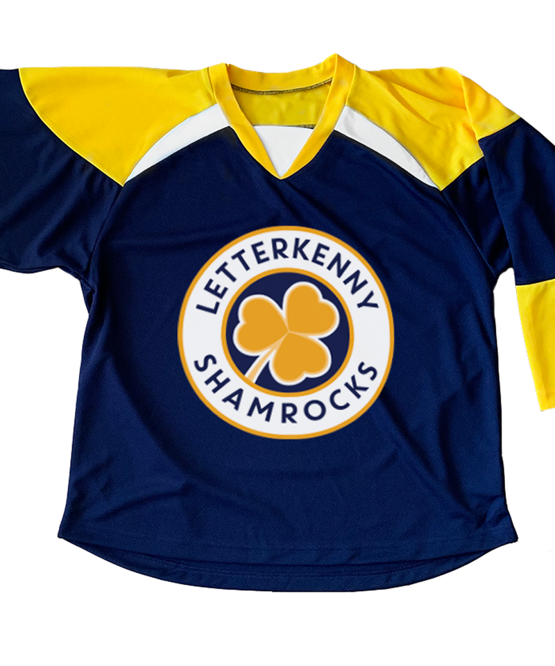 PERSONALIZED Screenprinted Shamrocks League Jersey