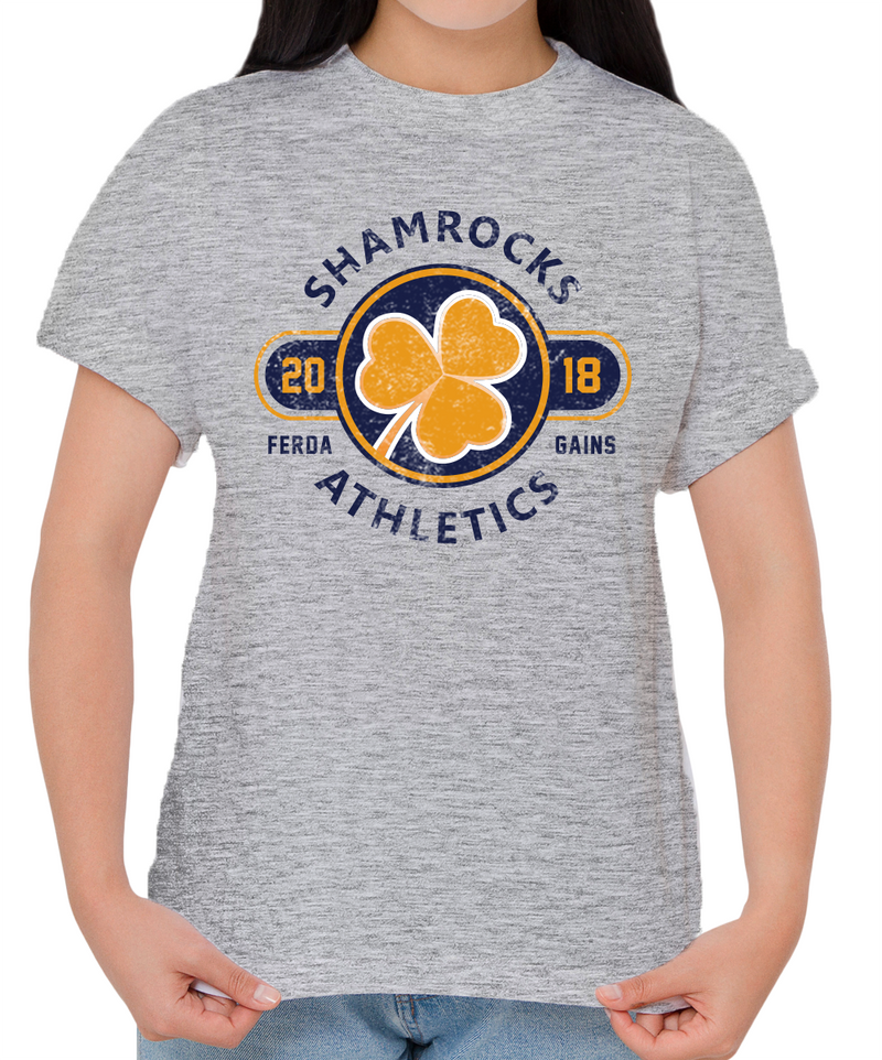 Shamrocks Athletics 2018 T-Shirt