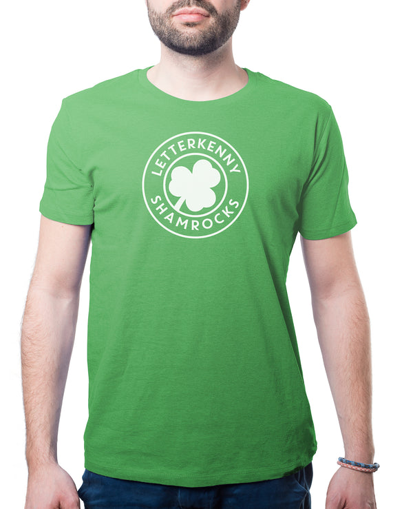 St. Patrick's Day Shamrocks T-Shirt