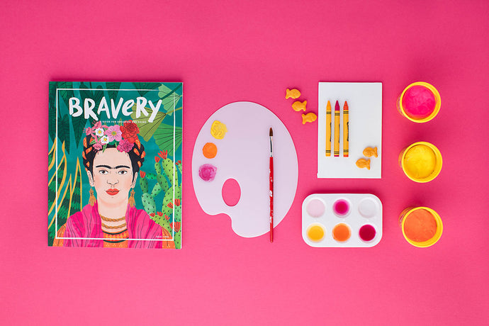 Frida Kahlo Gift Guide: For the Budding Artist