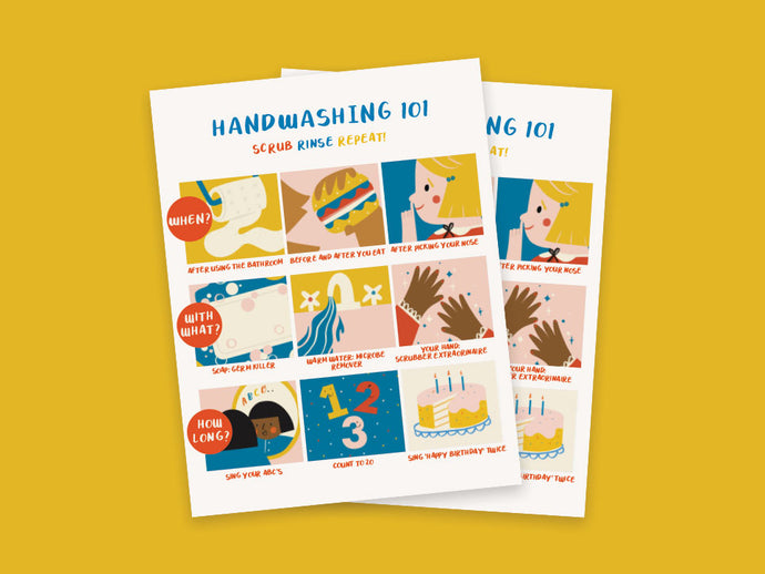 How to Make Handwashing Fun for Kids