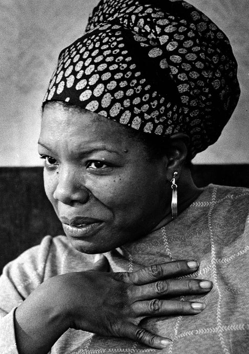 Issue 10: Maya Angelou