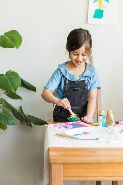 easy kids art activity