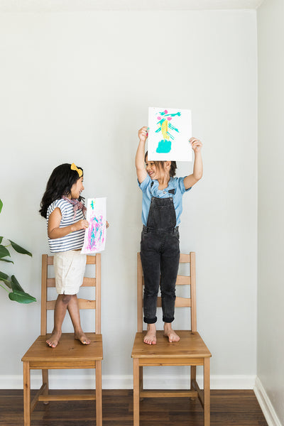 easy kids art craft