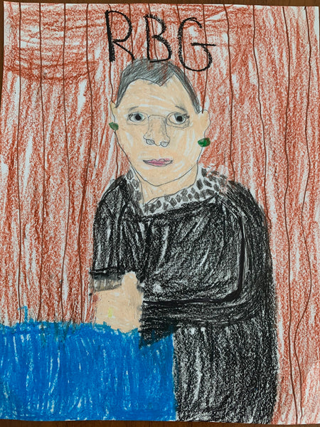 RBG submission June, age 7