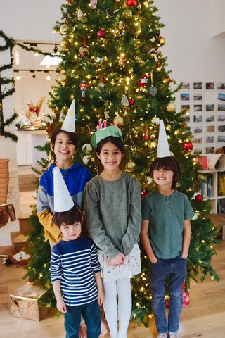 Local Passport Family celebrates Santa Lucia Day