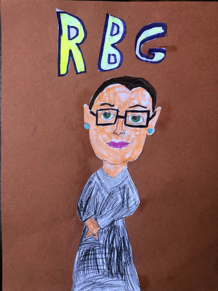 RBG submission Lila, age 9
