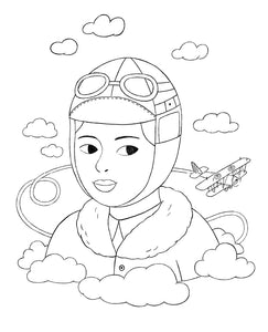 Bravery Coloring Book