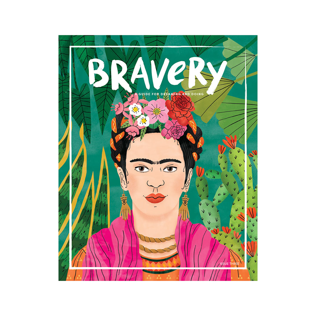 Issue three | Frida Kahlo - SOLD OUT